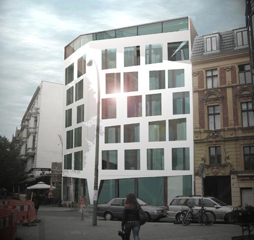 Hotel Berlin Oranienburger Strabe